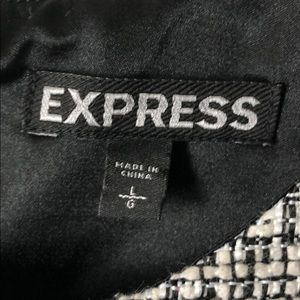 Express Tops - Express Sleeveless Blouse